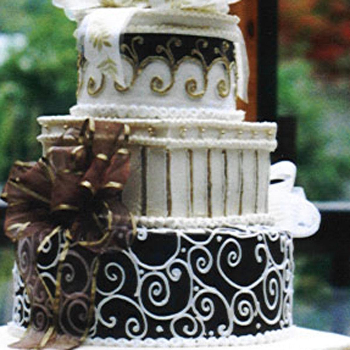 Custom Wedding Cakes By Penny