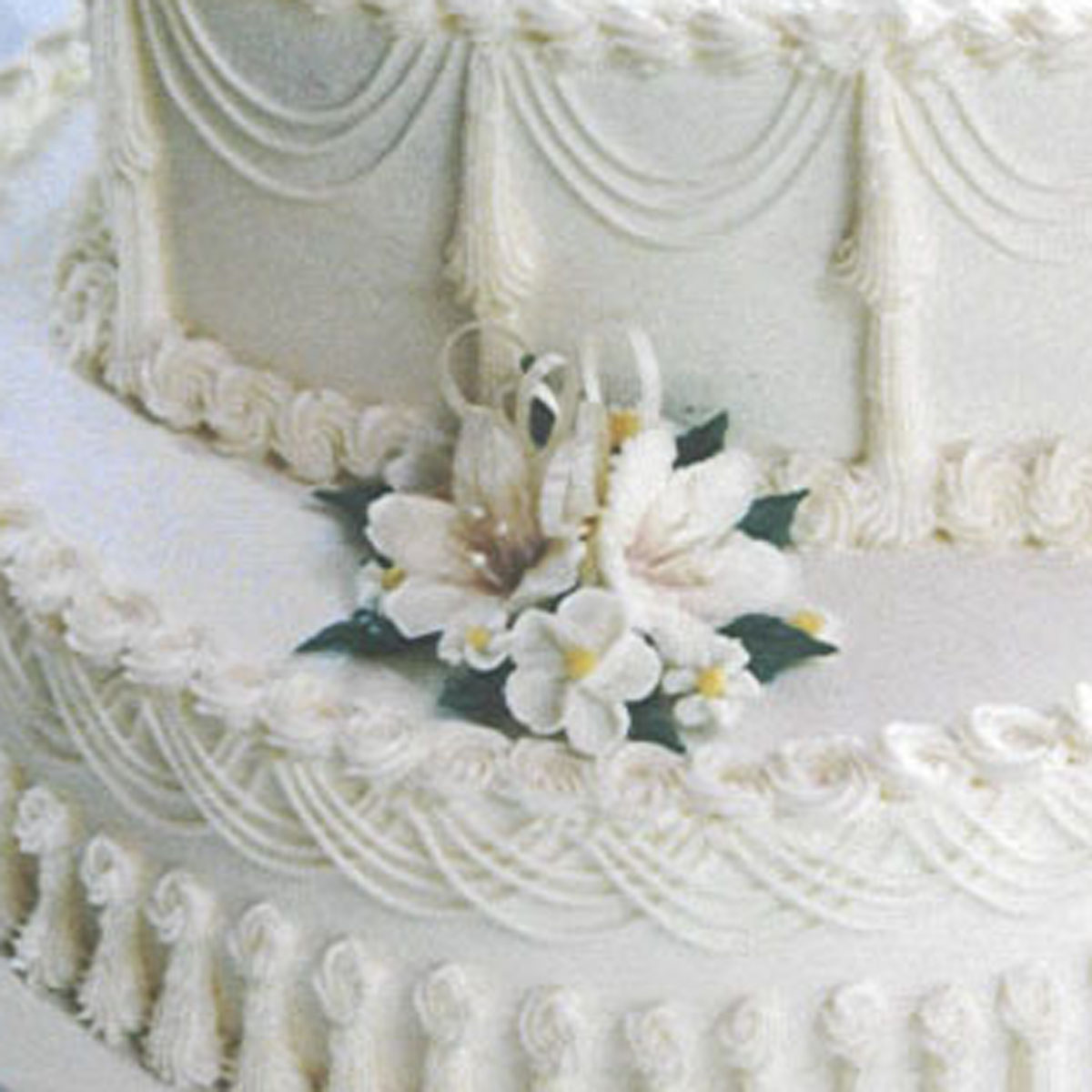 Custom Wedding Cakes by Penny - Worcester MA